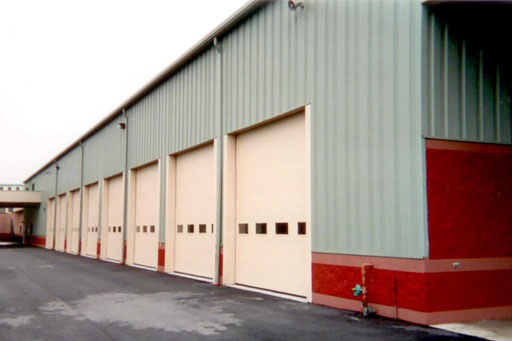 CJC Painting services for metal buildings