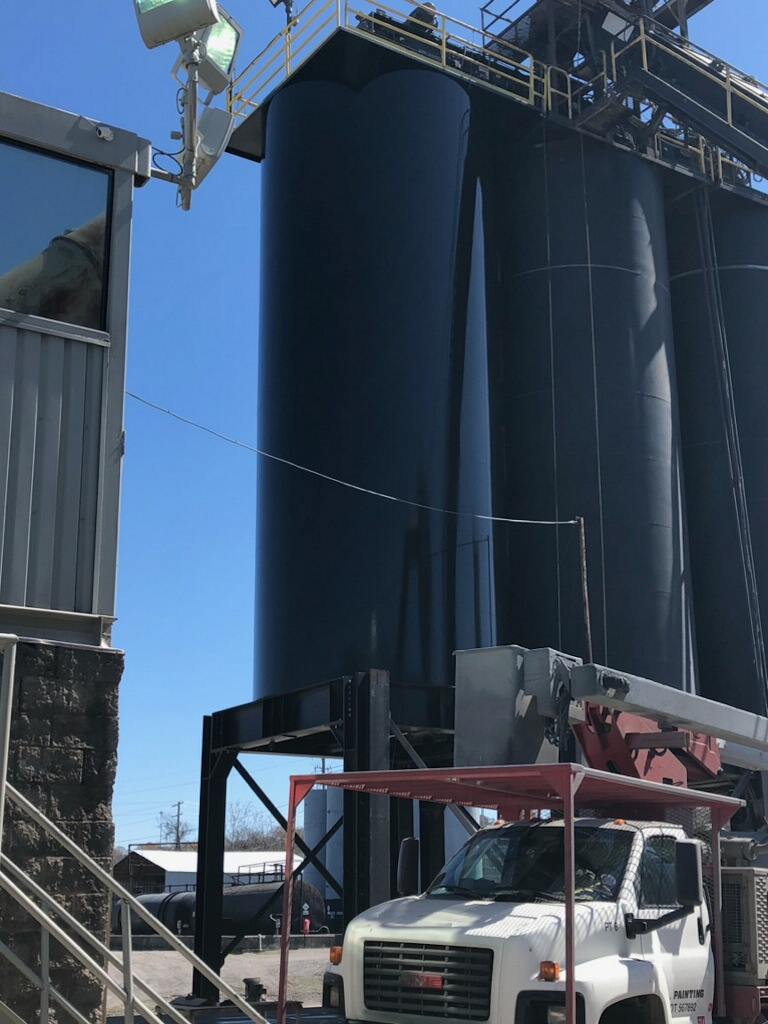 Gencore plant painted by CJC Painting Inc.