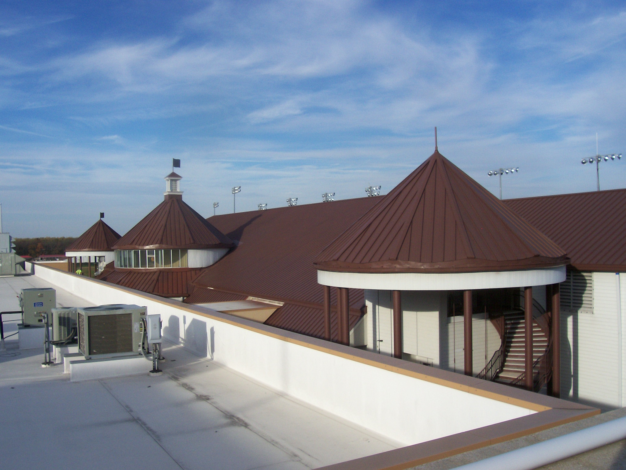 Horse Track commercial painting contractors