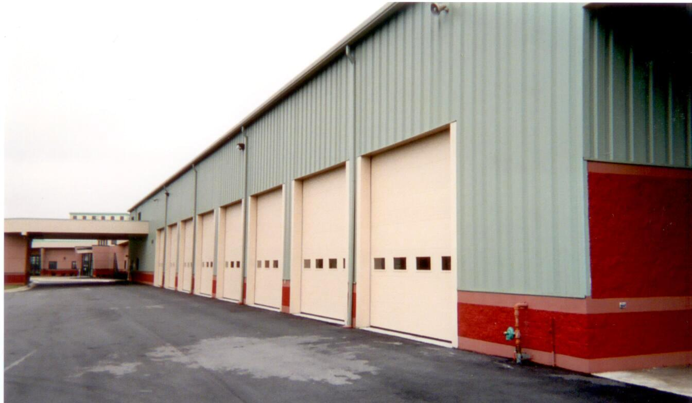 Warehouse painting by CJC Painting Inc.